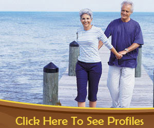 SeniorFriendFinder is a great place for seniors to meet and mingle